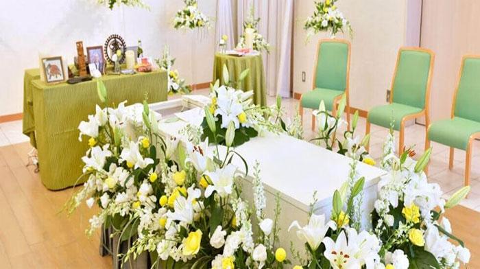 港区(1位)日比谷花壇のお葬式