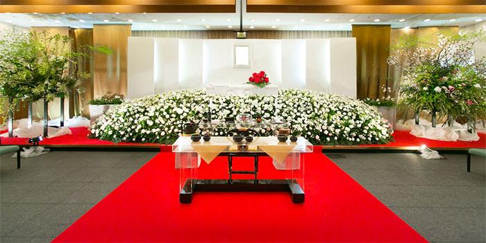 東京大田区のおすすめ葬儀社:花葬儀 大森サロン