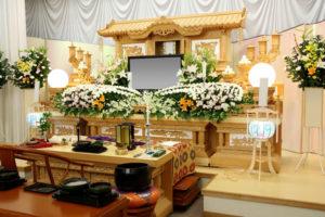 葬儀一式の費用